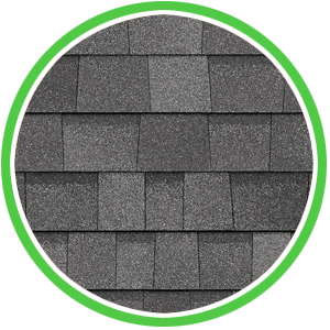 roof cleaning removes black streaks on shingles on home in grand rapids, mi