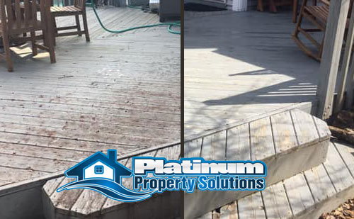 wood deck cleaning and refinishing service in grand rapids, mi