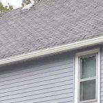 roof cleaning with soft wash method in michigan