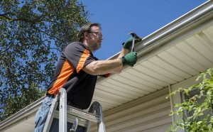 Read more about the article Find and Fix Gutter Damage on Your Home