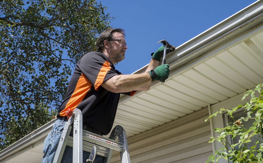 Find and Fix Gutter Damage on Your Home
