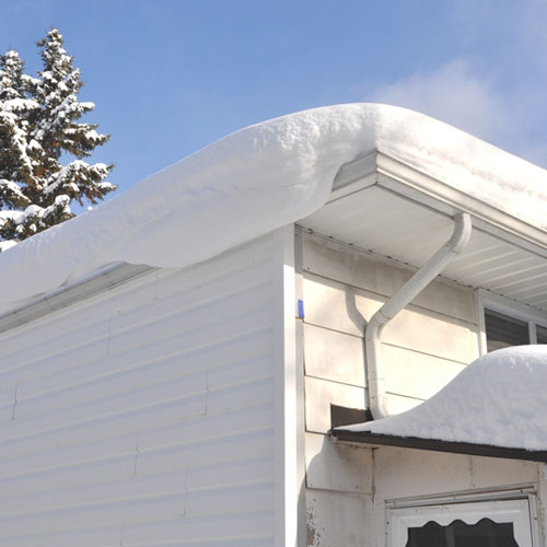 roof snow removal service in grand rapids mi